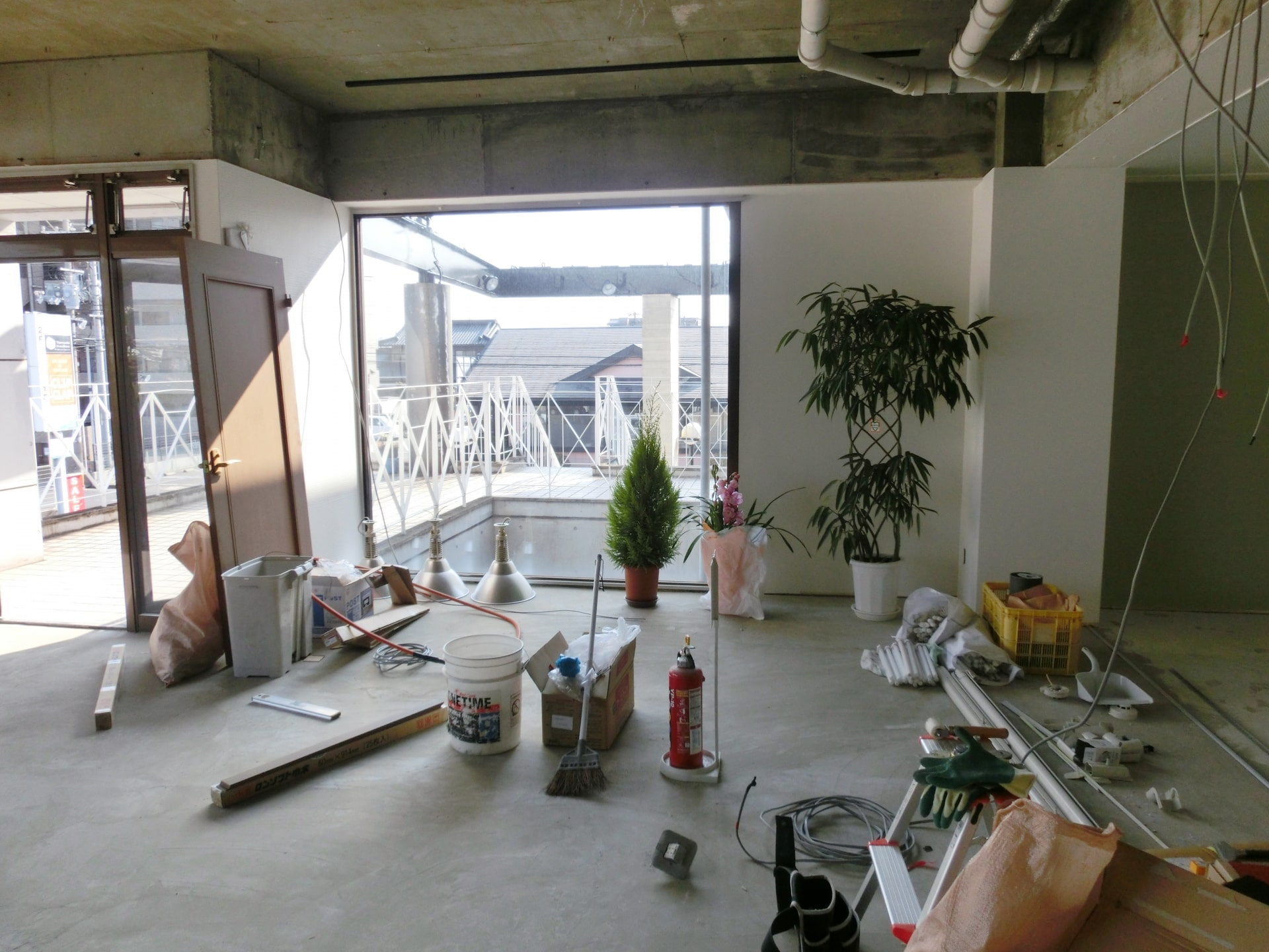 建築会社は建築現場を見て決める
