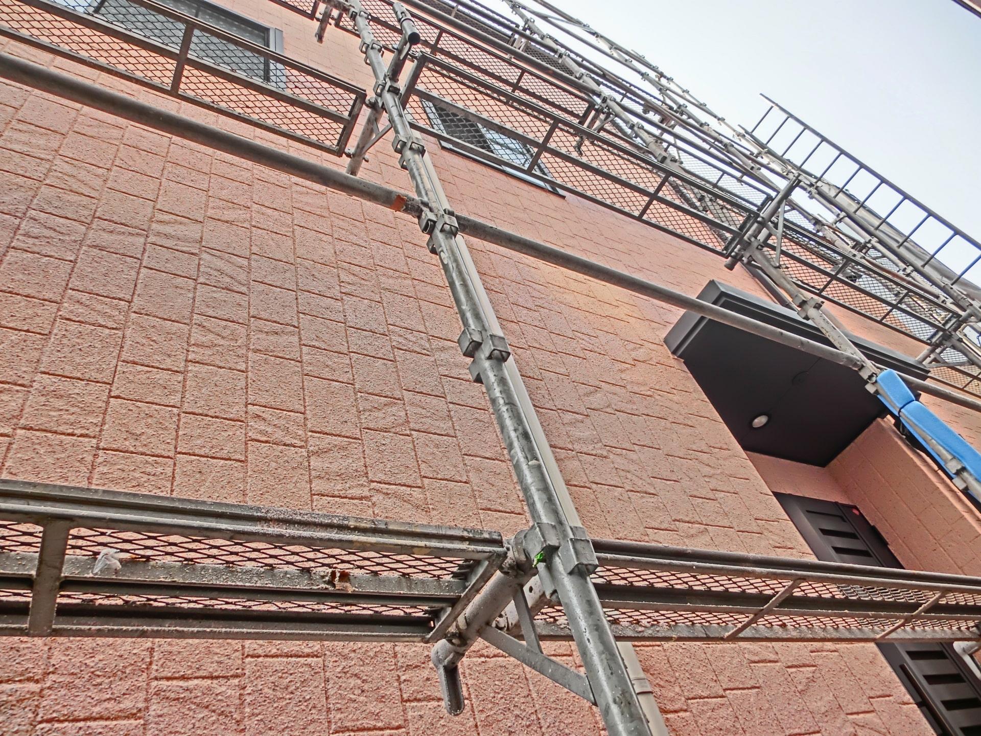 外壁リフォーム工事の施工手順のご紹介