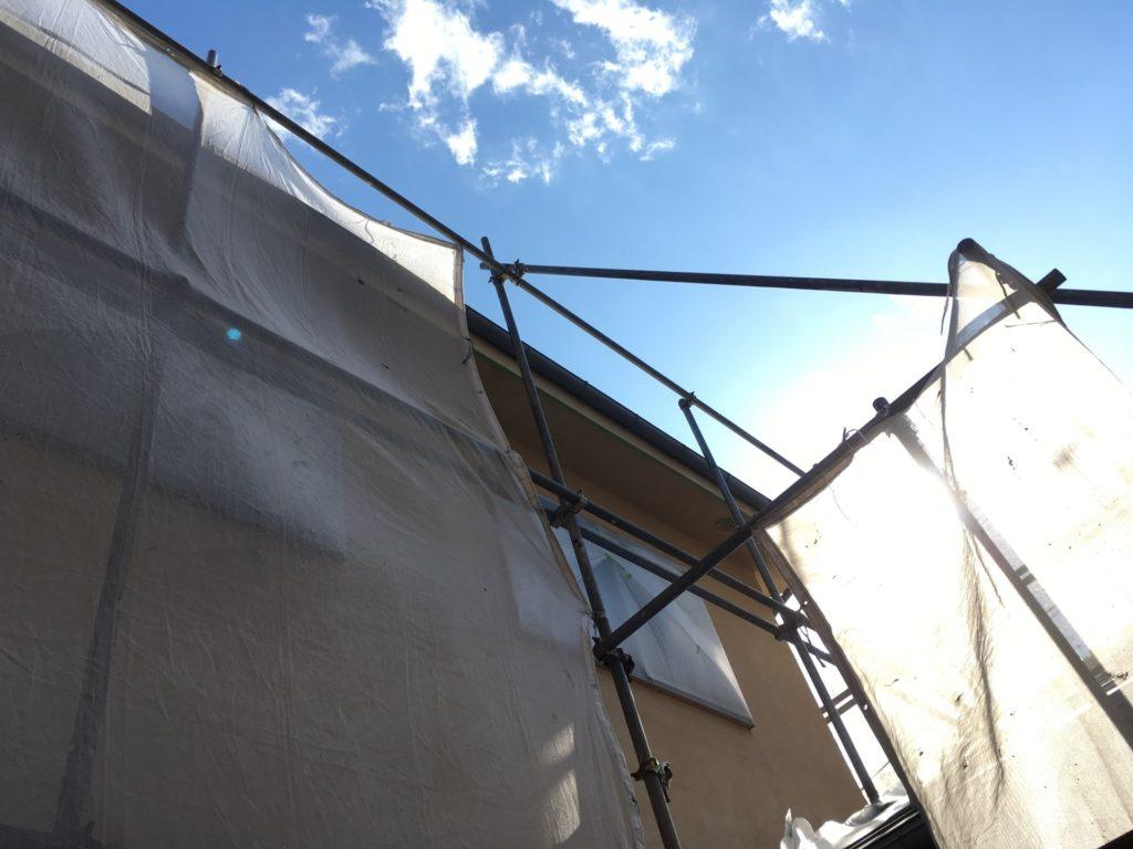 外壁リフォーム工事のタイミング